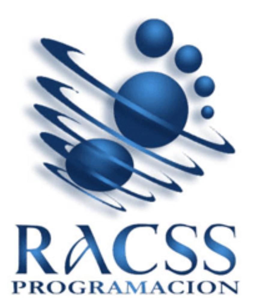 Repositorio de archivos RACSS